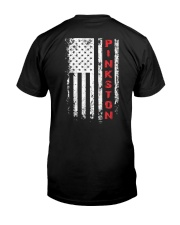 PINKSTON Back Classic T-Shirt thumbnail
