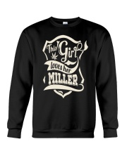 MILLER girl Crewneck Sweatshirt tile