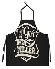 MILLER girl Apron tile