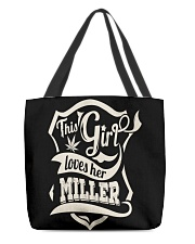 MILLER girl All-over Tote thumbnail
