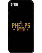 P-h-e-l-p-s Legend Phone Case tile