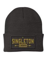 Singleton Legend Knit Beanie front