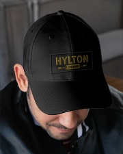 Hylton Legend Embroidered Hat garment-embroidery-hat-lifestyle-02