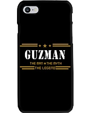 GUZMAN Phone Case thumbnail