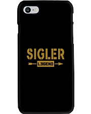 Sigler Legend Phone Case thumbnail