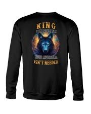 KING Rule Crewneck Sweatshirt thumbnail