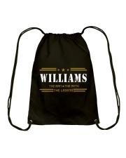WILLIAMS Drawstring Bag thumbnail