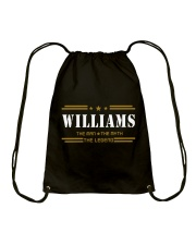 WILLIAMS Drawstring Bag tile