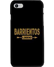 Barrientos Legend Phone Case tile
