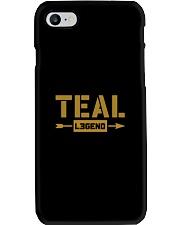 Teal Legend Phone Case thumbnail