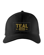 Teal Legend Embroidered Hat thumbnail