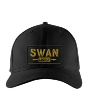 Swan Legacy Embroidered Hat front