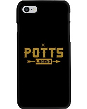Potts Legend Phone Case tile