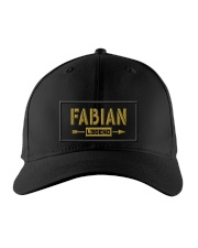 Fabian Legend Embroidered Hat front