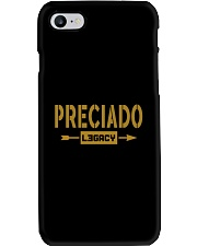 Preciado Legacy Phone Case tile