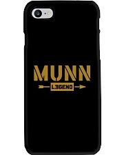 Munn Legend Phone Case thumbnail