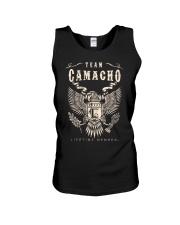 CAMACHO 05 Unisex Tank thumbnail