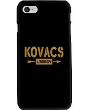 Kovacs Legacy Phone Case thumbnail