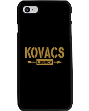 Kovacs Legacy Phone Case tile