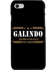 GALINDO Phone Case tile