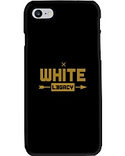 White Legacy Phone Case tile