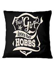 HOBBS 07 Square Pillowcase thumbnail