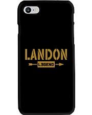 Landon Legend Phone Case tile