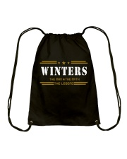 WINTERS Drawstring Bag tile