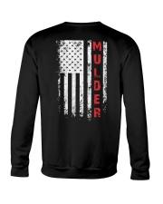 MULDER Back Crewneck Sweatshirt thumbnail