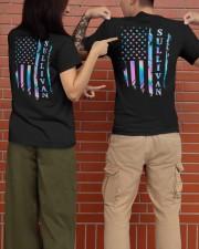 Sullivan Flag Classic T-Shirt apparel-classic-tshirt-lifestyle-back-146