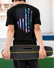Sullivan Flag Classic T-Shirt apparel-classic-tshirt-lifestyle-back-67