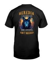 HEREDIA Rule Classic T-Shirt thumbnail