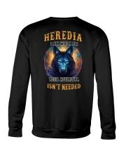 HEREDIA Rule Crewneck Sweatshirt thumbnail