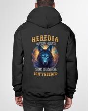HEREDIA Rule Hooded Sweatshirt garment-hooded-sweatshirt-back-01