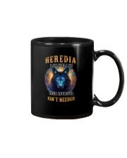 HEREDIA Rule Mug thumbnail