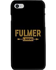 Fulmer Legend Phone Case tile