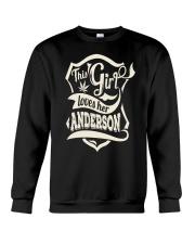 ANDERSON 07 Crewneck Sweatshirt thumbnail