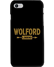 Wolford Legend Phone Case thumbnail
