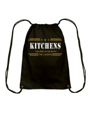 KITCHENS Drawstring Bag thumbnail