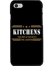 KITCHENS Phone Case thumbnail