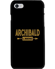 Archibald Legend Phone Case thumbnail