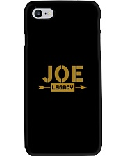 Joe Legacy Phone Case tile