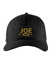 Joe Legacy Embroidered Hat front