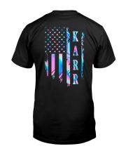 Karr Flag Classic T-Shirt thumbnail