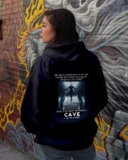 CAVE Storm Hooded Sweatshirt lifestyle-unisex-hoodie-back-1