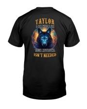 TAYLOR Rule Classic T-Shirt thumbnail
