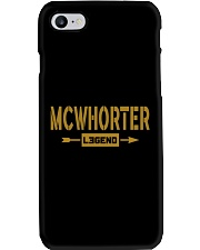 Mcwhorter Legend Phone Case thumbnail