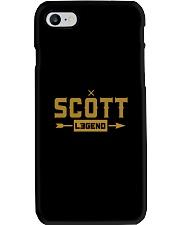 Scott Legend Phone Case tile