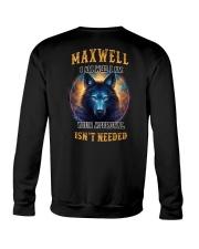 MAXWELL Rule Crewneck Sweatshirt thumbnail