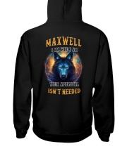 MAXWELL Rule Hooded Sweatshirt thumbnail